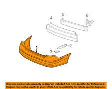 Mercury FORD OEM 00-03 Sable Rear Bumper-Cover 2F4Z17K835BA