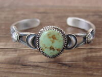 Navajo Indian Jewelry  Turquoise Bracelet! by Kevin Billah