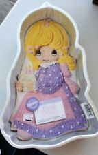 Wilton Cake Pan Precious Moments Vintage 1993 #2105-9365 Doll Baby Cuteness