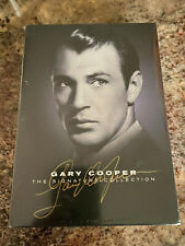 Gary Cooper: The Signature Collection (DVD, 2006, 5-Disc Set) **BRAND NEW**