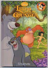 IL LIBRO DELLA GIUNGLA - Club del libro Disney HACHETTE 2012 - NUOVO
