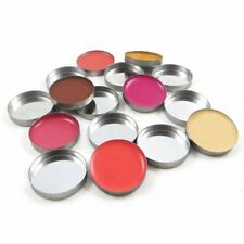 Z Palette 50 Empty Round Tin Pans Eyeshadow Palette 26mm Responsive To Magnets