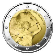 MALTA 2,00 EURO  COMMEMORATIVO  TUTTE LE MONETE   ALL COINS  2009-2020