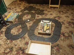 ELDON,RACE TRACK SETS, ROAD RAGE, CHANGE LANE,BOXES AND TRACK ONLY, BOYS, GIRLS,