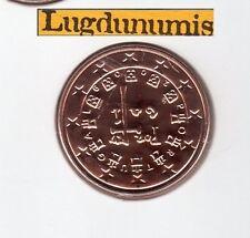 Portugal 2009 - 5 Centimes D'Euro FDC provenant du coffret 50000 exemplaires