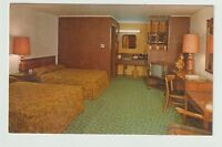 Undated Unused Postcard Quiet Haven Motel Ronks Pennsylvania PA