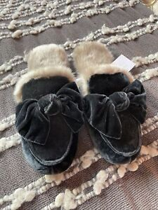 White Company Slippers  M 5 / 6 - BNWT