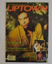 Prince - Uptown Magazine - Spring 1994 - Issue #13 ~ Prince Rogers Nelson ~