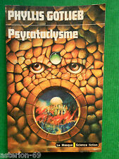 PSYCATACLYSME PHYLLIS GOTLIEB N43 LE MASQUE SCIENCE FICTION