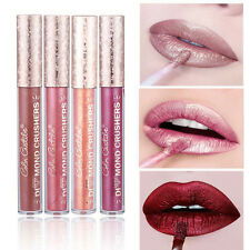 Long Lasting Shimmer Lipstick Matte Lip Gloss Waterproof Makeup Cosmetics Beauty