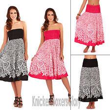 Summer/Beach Animal Print Maxi Dresses for Women