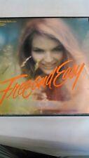 Free and Easy Columbia Music Treasures 6 record box set  lp60