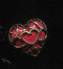 Legend of Zelda Gold Heart Nintendo Pin