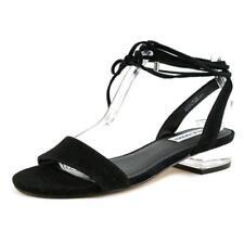 Sandalias y chanclas de mujer Steve Madden color principal negro de ante