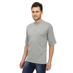 Ashdan 100% Cotton Super Combed T-Shirts, Heavyweight. Generous Sized. 3 Colours