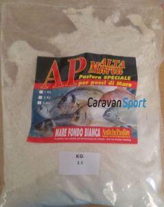 PASTURA PESCA AP ALTA MAREA 2,5 KG SPECIALE MARE FONDO BIANCA ANTICHE PASTURE