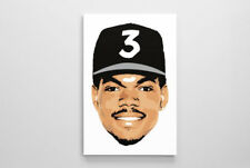 Silk Poster New Chance the Rapper Acidrap 10 Day Coloring Book Album Cover Z-919