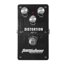 Aroma ADT-1 Electric Bass Guitar Effect Pedal Distortion Gain Tone True Bypass