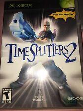 TimeSplitters 2 (Microsoft Xbox, 2002) Complete