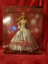 2008 Holiday Barbie Celebrating 20 Years of Holidays Barbie Collector