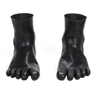 Caoutchouc Chaussettes en latex sur la cheville Pure Latex ankle sock 0.4mm S-XL