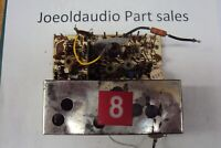 The Fisher 390 Receiver FM Front End Board Part # FRC E 1535. Parting Out  390