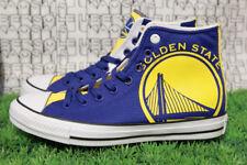 SOLD OUT Converse Chuck Taylor Hi Golden State Warriors Curry KD MEN 7.5,WOMEN 9