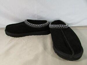 Men's UGG Black Tasman Slippers #5950