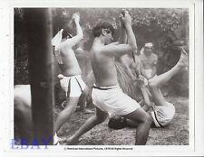 Barechested Men Witchcraft '70 VINTAGE Photo