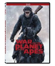 DVD - War for the Planet of the Apes (NEW 2017) Drama, War* PRE-ORDER 10/24/1