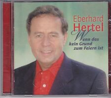 Erberhard Hertel-Wenn Das Kein Grund cd album