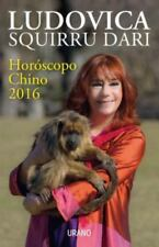 Horoscopo chino 2016 (Spanish Edition)-ExLibrary