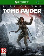 Rise Of The Tomb Raider Xbox One * Nuevo Sellado Pal *