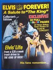 ELVIS FOREVER Magazine 1977