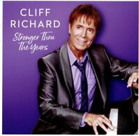 CLIFF RICHARD Stronger Thru The Years (2017) 38-track 2-CD NEW/SEALED