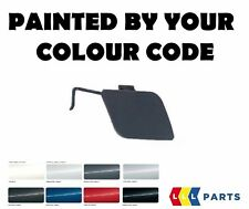 MERCEDES MB E W211 AMG FRONT TOW HOOK EYE COVER PAINTED BY YOUR COLOUR CODE