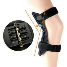 Patella Booster Knee Support Spring Brace Mountaineering Squat Sports Gym Strap