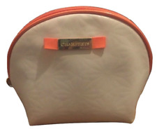CHAMPNEYS Cosmetic Case Makeup Weekend Toiletry Bag - White - NEW
