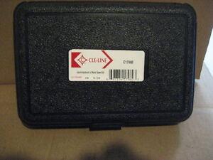 Cle-Line C17960 Journeyman's Hole Saw Kit (D679/CC138-WH02)