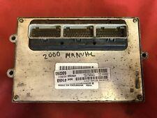 2000 Dodge Ram 24valve Cummins PCM Manual Transmission 56040414AB