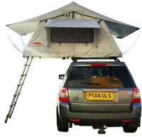 Ventura Deluxe 1.4 Roof Top Tent Camping Expedition Overland 4x4 Van Car Pickup