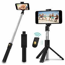 Smartphone Selfie Stick Handy Bluetooth Stativ 3 in1 Tripod Selfie Selfie-Stange