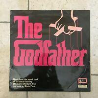 "Nino Rota _The Godfather / Il Padrino _ LP 33"" Soundtrack _1972 Switzerland RARE"