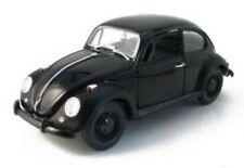 Greenlight 1967 Volkswagen Coccinelle Beetle * Black Bandit Collection * 1:18...