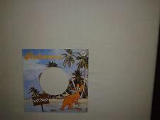 "Kangaroo  – Bahamas  - Copertina Forata Per Disco Vinile 45 Giri 7"""