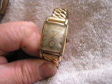 Vintage Gruen Precision Curvex Watch 17 Jewels