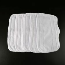 5Pcs Steam Mop Soft Microfiber Cloth Covers for Shark S3101 Head Replacement Pad
