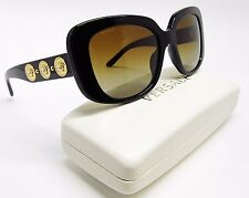 Stylish Authentic Versace MOD 4284 GB1/T5 Women Polarized Sunglasses UA4-1/11