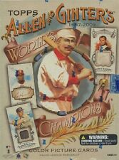 2009 Topps Allen and Ginter Relics - You Pick - Complete Your Set