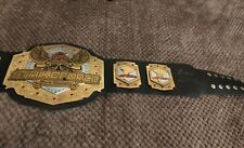 REPLICA Strikeforce Belt Signed Auto Daniel Cormier UFC Champ ESPN USA Olympics